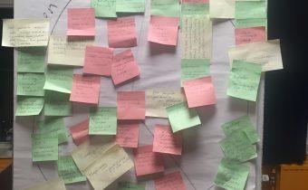 Brainstormavond nieuwe projecten een succes!