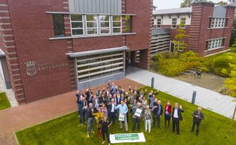 Ondertekening uniek Energietransitieplan dorp Loppersum