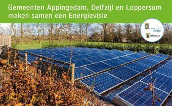 Inloopavond over energievisie op 5 juni