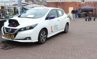 Dorpsdeelauto's in alle dorpen van Loppersum