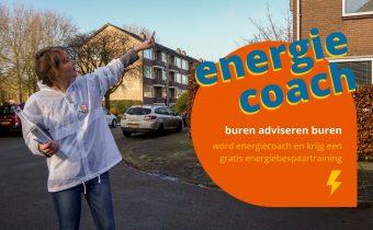 Energiecoaches: buren adviseren buren